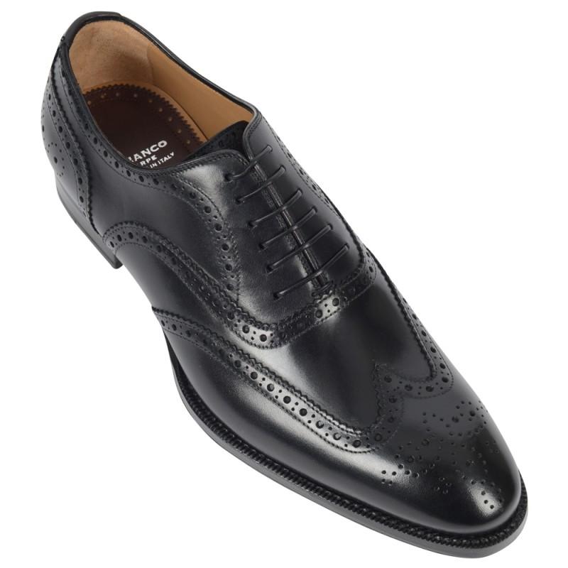 DI BIANCO Leather Oxford Brogue