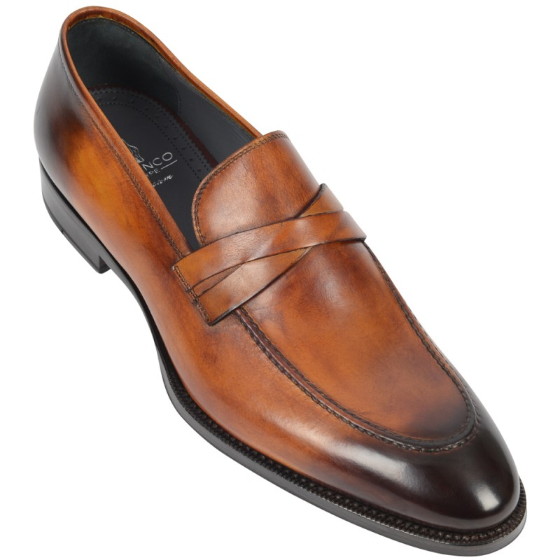 DI BIANCO Leather Loafer