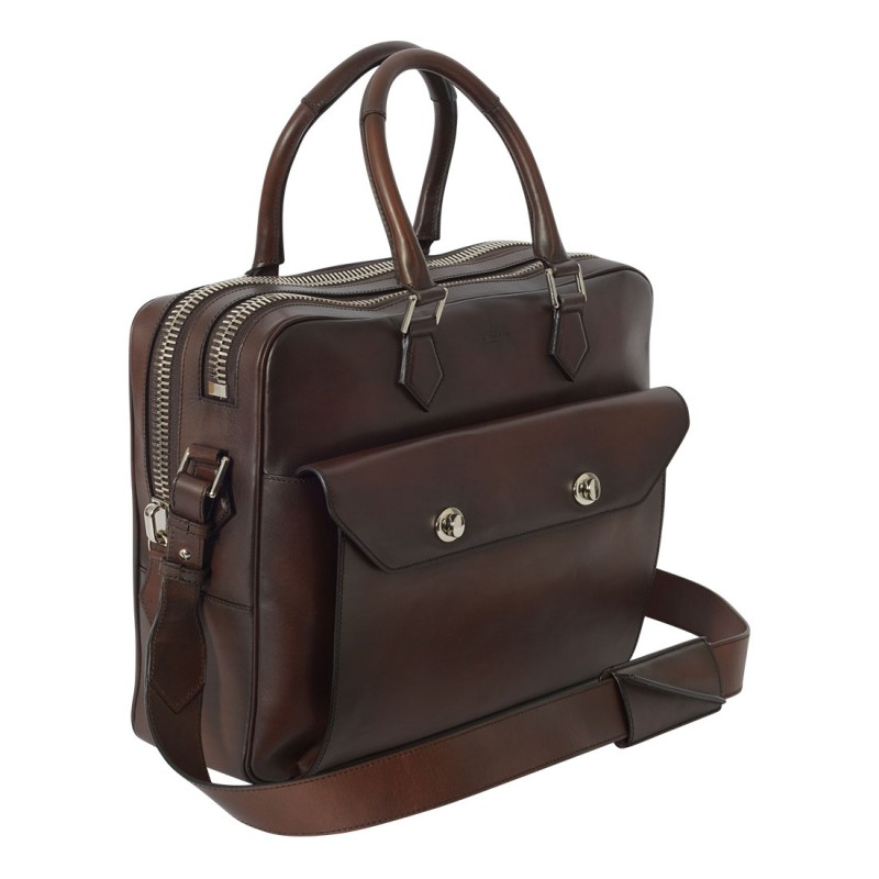 DI BIANCO Overnight Briefcase