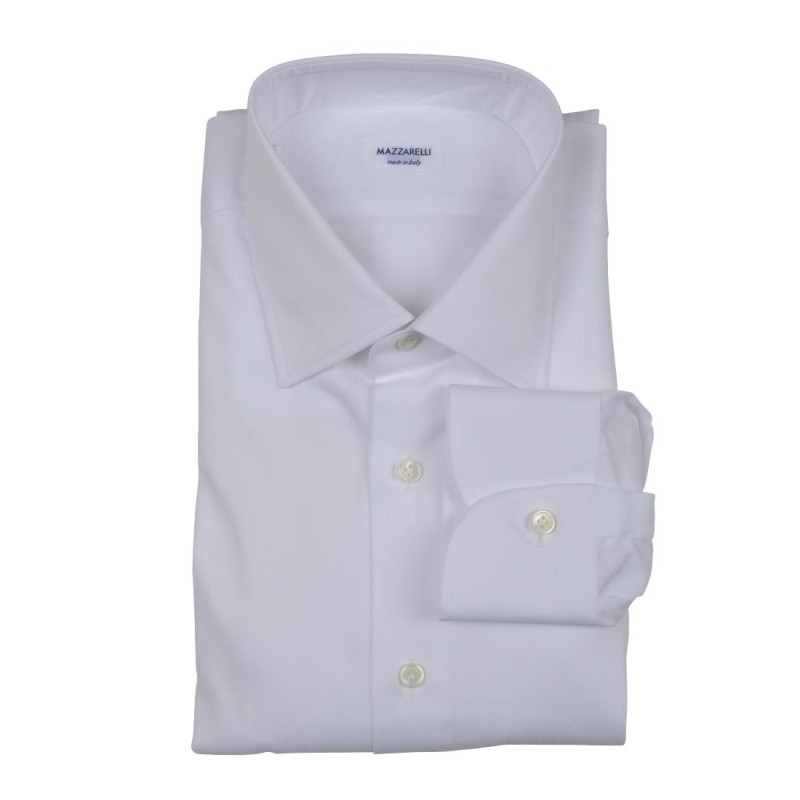 MAZZARELLI Fine Twill Shirt