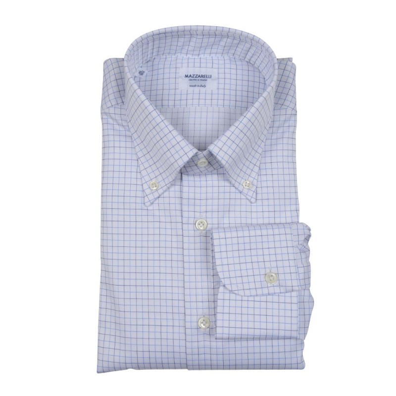 MAZZARELLI Royal Twill Shirt