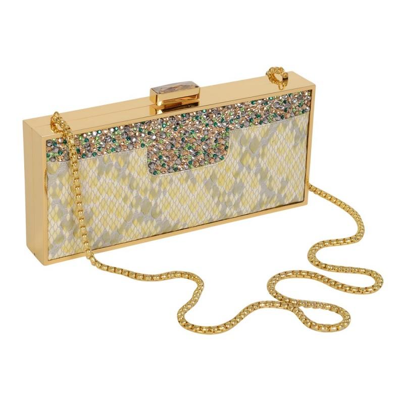 MARTA BORDES Delia Clutch Bag