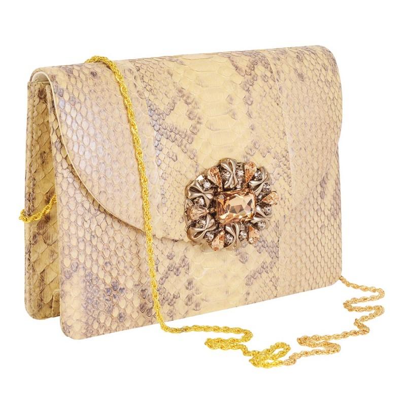 MARTA BORDES Sophia Clutch Bag