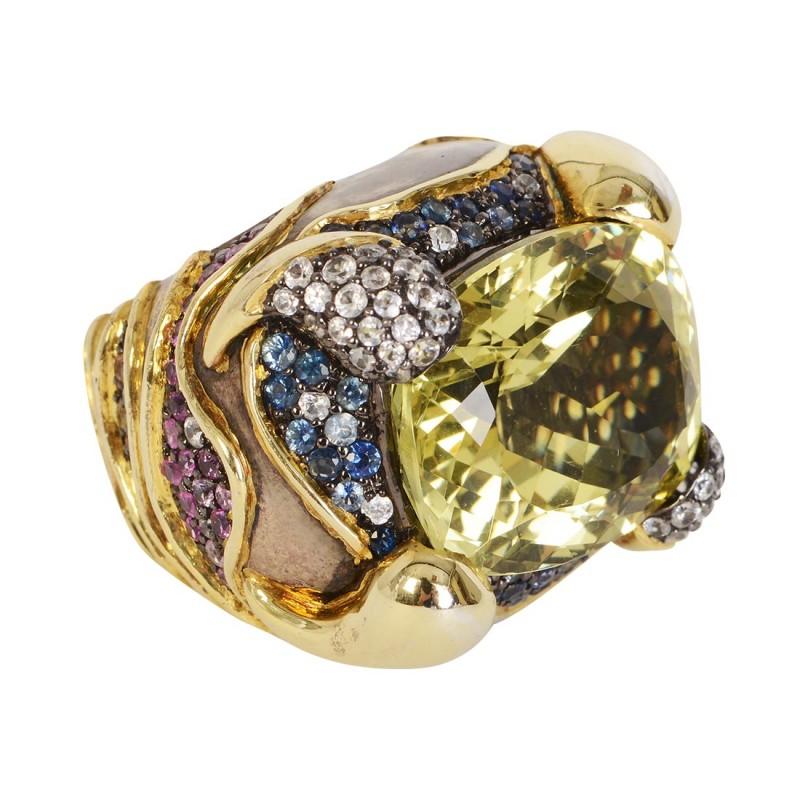 MARTA BORDES Ring