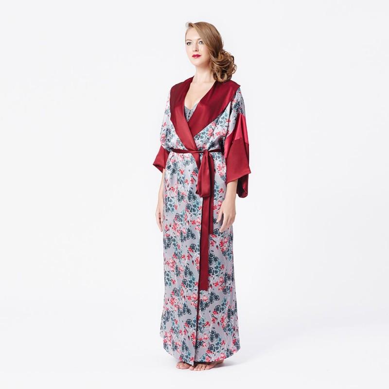 ROSE FULBRIGHT Eden Robe