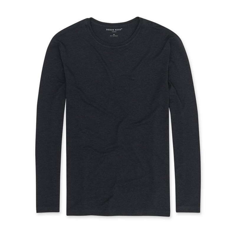 DEREK ROSE Long Sleeve T-Shirt
