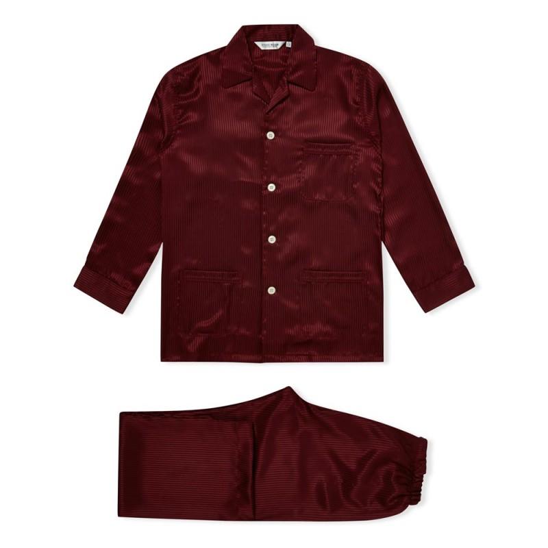 Derek Rose Woburn Pyjama Set