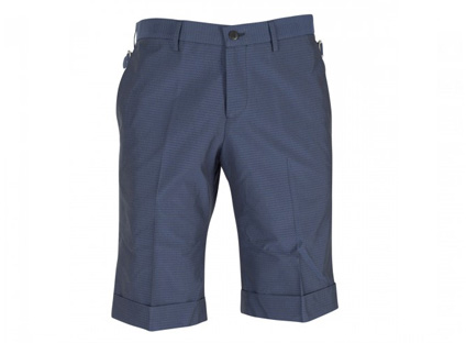 Equipage cotton shorts