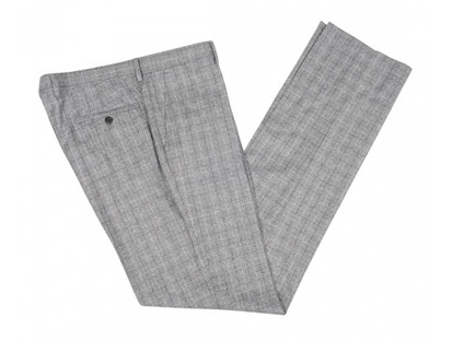 Equipage cotton trousers
