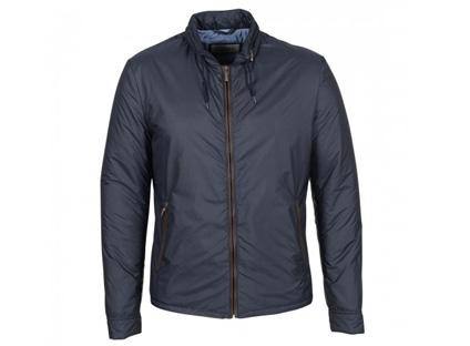 Gallotti blue padded jacket